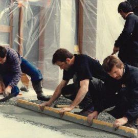 LES CENTRALES A BETON – Un chapitre important 2003-2005-2006